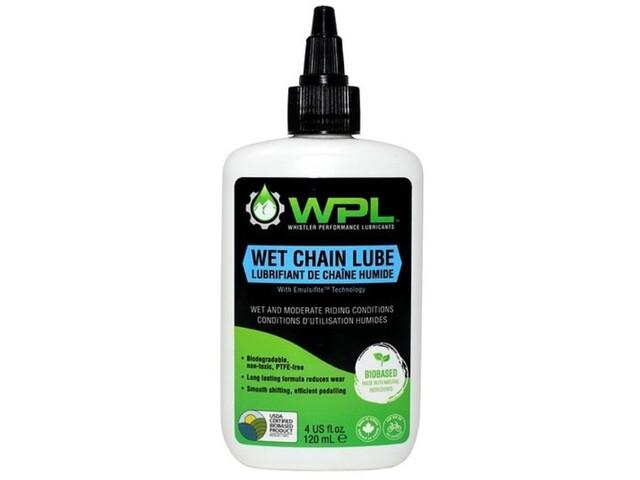 WPL Lubrifiant pour Chaîne pour Temps humide 120ml